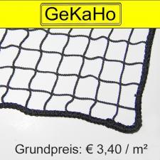 Transportschutznetz, Abdecknetz, Gepäcknetz, zur Ladungssicherung, schwarz - Größe: 1,70 x 2,50