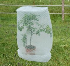 Frostschutzhaube, Frostschutzfolie, Abdeckhaube für Pflanzen - Größe 1: 40 x 80 cm