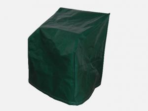 Abdeckhaube, Haube für Gartenstühle, 200g/qm - versch. Farben - Größe: 0,70 x 0,70 x 0,60/0,90 m
