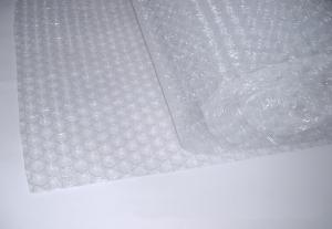 Frostschutzfolie, Luftpolsterfolie, transparente Wärmefolie Kälteschutzfolie, Noppenfolie - Meterware: Zuschnitt 1,50 m breit