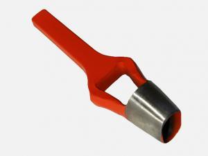 Locheisen für 42/22 mm Oval-Ösen