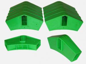 Quick-Norm Stecksystem 12-er Set (grün)