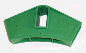 Quick-Norm (A) Steckverbinder für Gewächshaus Pavillion Zelt (grün)