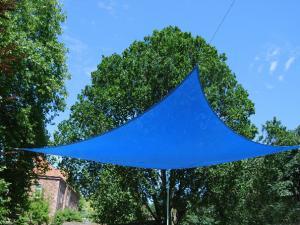 Sonnensegel, Sonnenschutzsegel 3 x 4 m mit Ösen alle 100 cm
