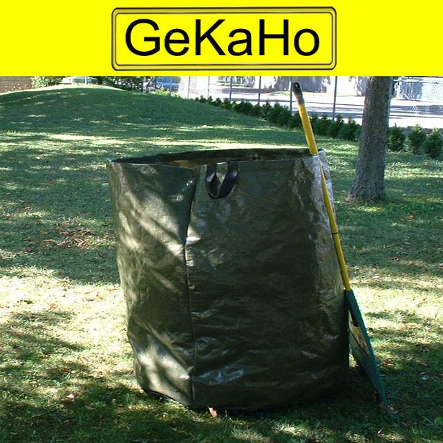 XXL Laubsack, Auffangbehälter für Laub - Größe 120 x 80 cm