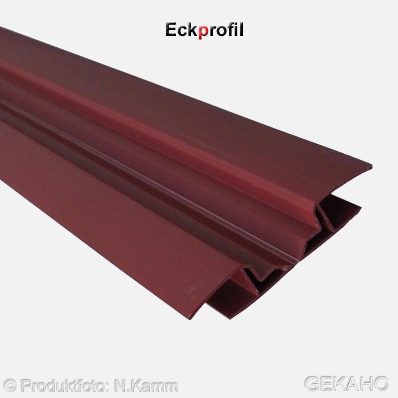 Stabuflex Eck-Profil oder Abschlussleiste 150 cm lang