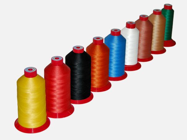 Nähfaden, Faden für unsere Netze, 1000 Lfm. versch. Farben
