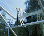 Automatischer Fensteröffner mit Thermometer, Fensterheber