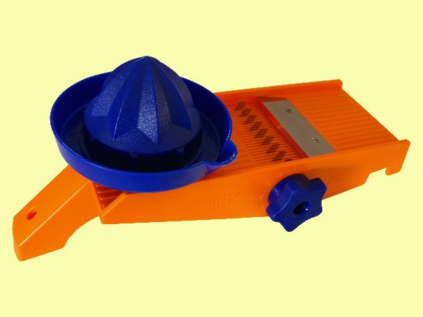 gem sehobel k chenhobel tns 2000 all in one farbe orange blau gekaho. Black Bedroom Furniture Sets. Home Design Ideas