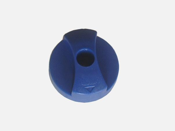 Ersatz Drehschalter (Messerwellenverstellung) für Gemüsehobel TNS 3000 Farbe: blau