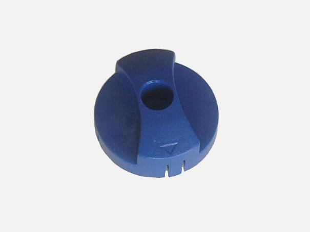 Ersatz Drehschalter (Messerverstellung) für Gemüsehobel TNS 3000 Farbe: blau