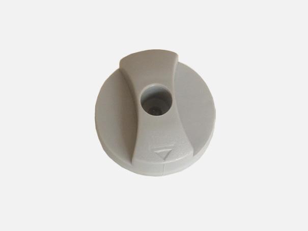 Ersatz Drehschalter (Messerwellenverstellung) für Gemüsehobel TNS 3000 Farbe: grau
