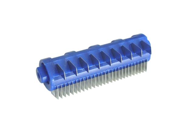 Ersatz Messerwelle für Gemüsehobel TNS 2000 Farbe: blau