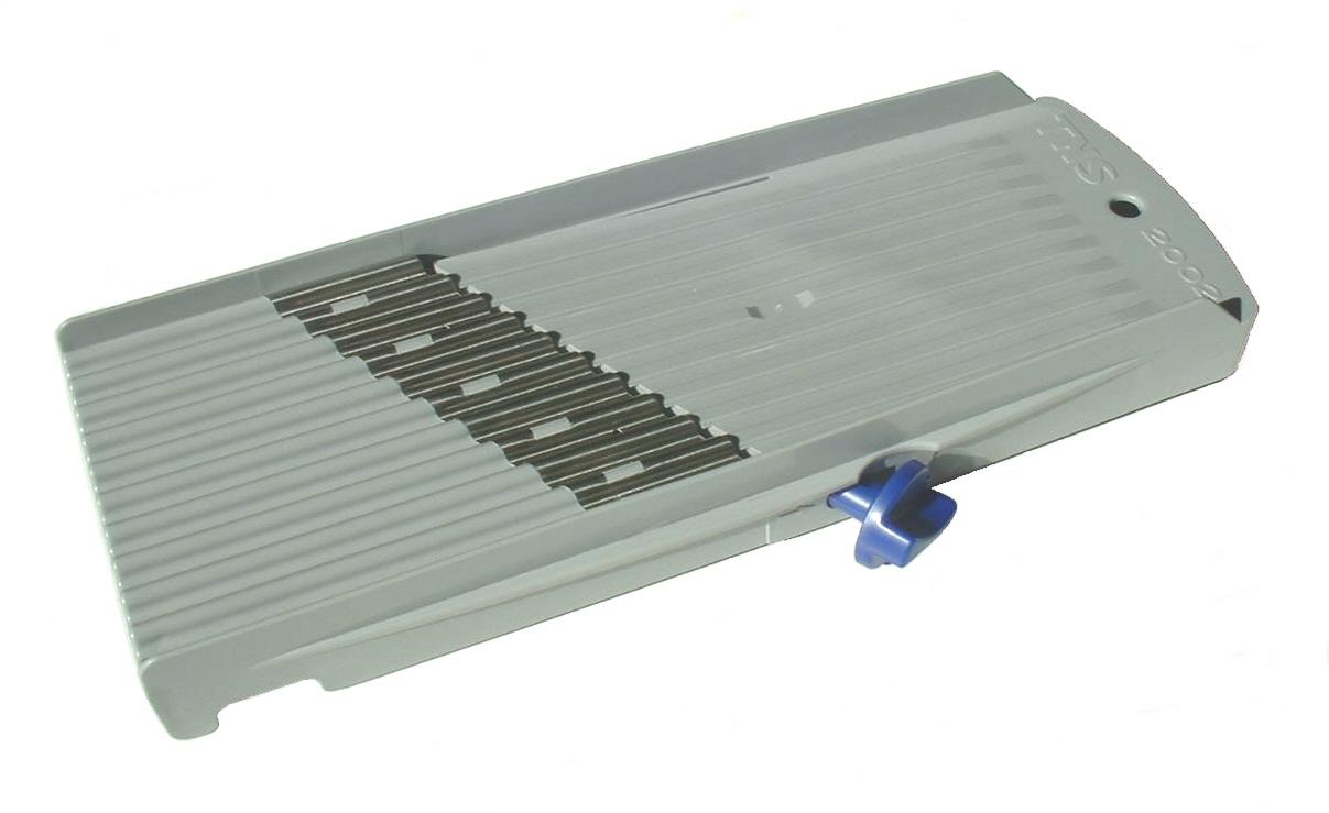 TNS 2002 Garnierschneider, Waffelschneider Farbe: grau