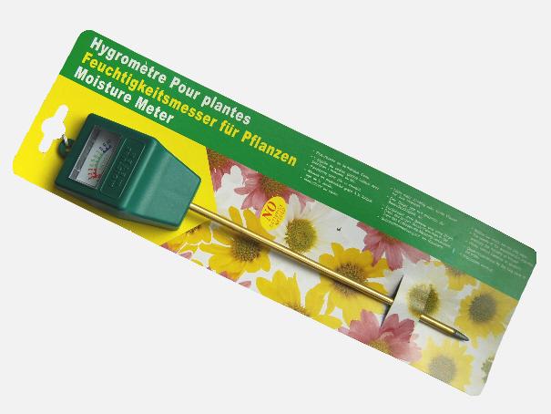 Hygrometer, Feuchtigkeitsmesser für Pflanzen