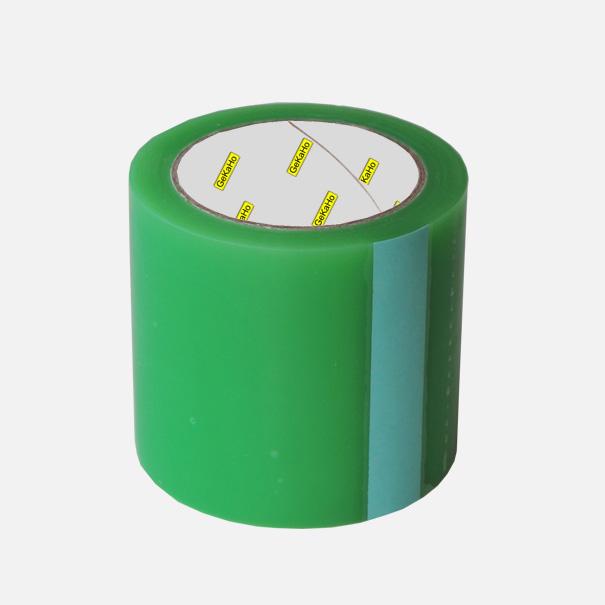 UV-Reparaturband, Reparatur - Klebefolie für Gewächshausfolien Folienklebeband 10 cm breit, grün