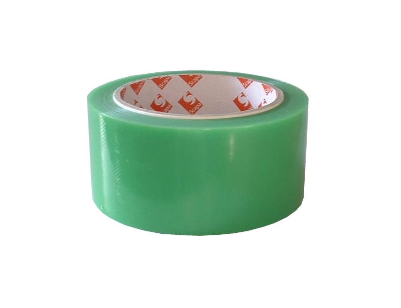 UV-Reparaturband, UV beständiges Klebeband, Reparatur - Klebefolie für Gewächshausfolien, 5 cm breit, grün