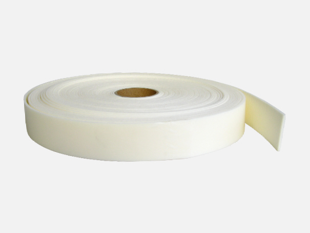 Schaumstoff Klebeband, weiß, 4 cm breit, 1 Rolle 20 lfm.