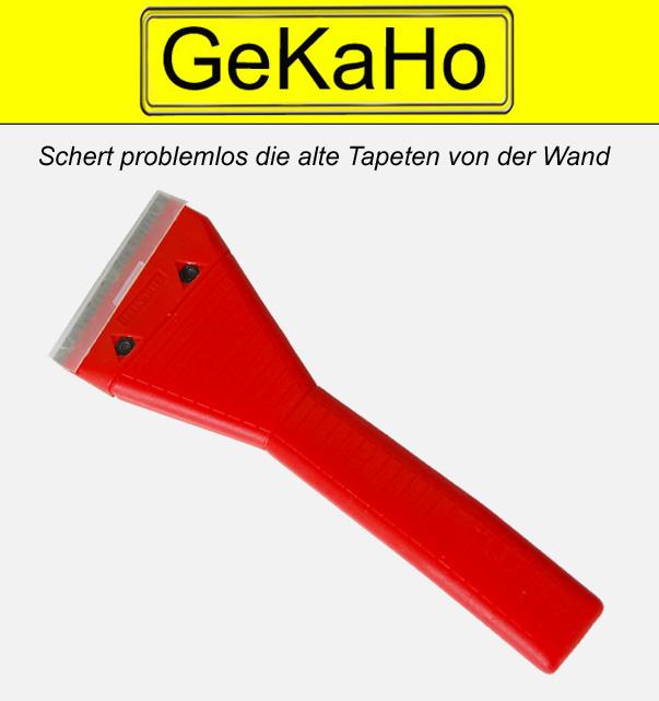 """Lehnartz"" Tapetenentferner, spezial Spachtel"