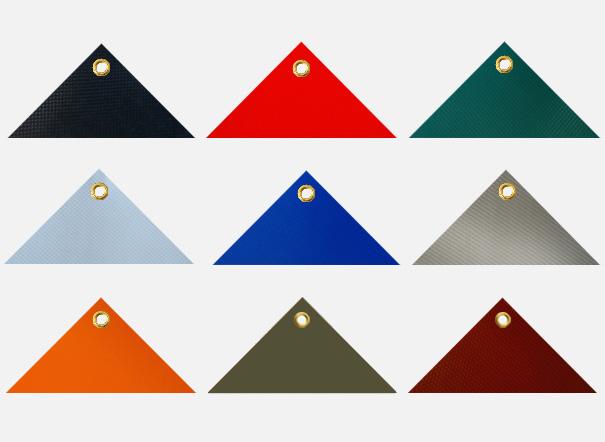 abdeckplane pvc plane mit sen lkw plane schutzplane verschiedene farben gr e 4 x 5 m ca. Black Bedroom Furniture Sets. Home Design Ideas