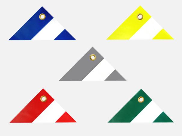 Zeltplane mit Ösen: LKW Plane, gestreift, verschiedene Farben, Größe: 2 x 5 m, ca. 800g/qm