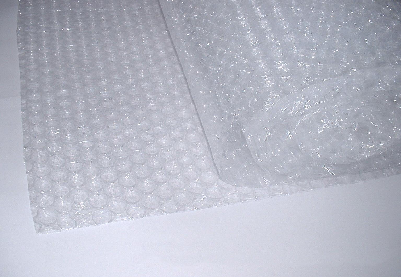 Frostschutzfolie, Luftpolsterfolie, transparente Wärmefolie Kälteschutzfolie, Noppenfolie - Meterware: Zuschnitt 3,00 m breit