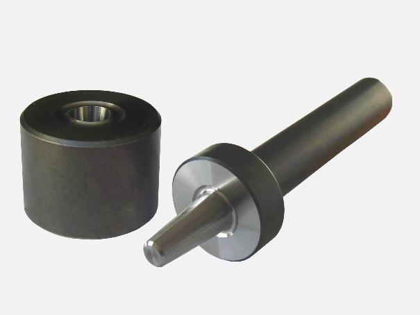 Einschlagwerkzeug für 15 mm Ösen, Einschlagstempel 2 tlg.