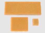 3 Ersatz-Streichkissen für Universal Painter 1x groß, 1 x klein, 1 x mini