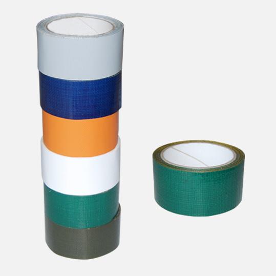 Planenfix: PE-Reparaturklebeband für PE-Gewebeplanen 5 cm breit, 5 m lang, versch. Farben