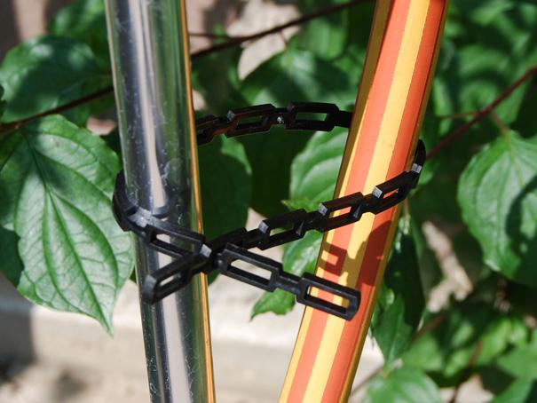 Pflanzenbinder, Pflanzenanbinder ca. 31 cm lang, 100 Stück Packung