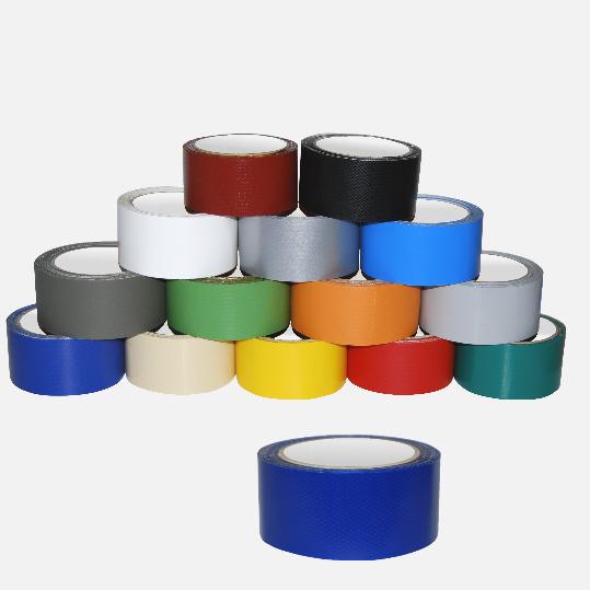 Planenfix: PVC Reparaturband, Reparatur - Klebeband für LKW Planen 5 cm breit, 2 m lang versch. Farben