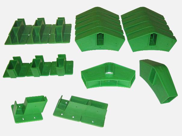 Quick-Norm Stecksystem Basis-Set (grün)
