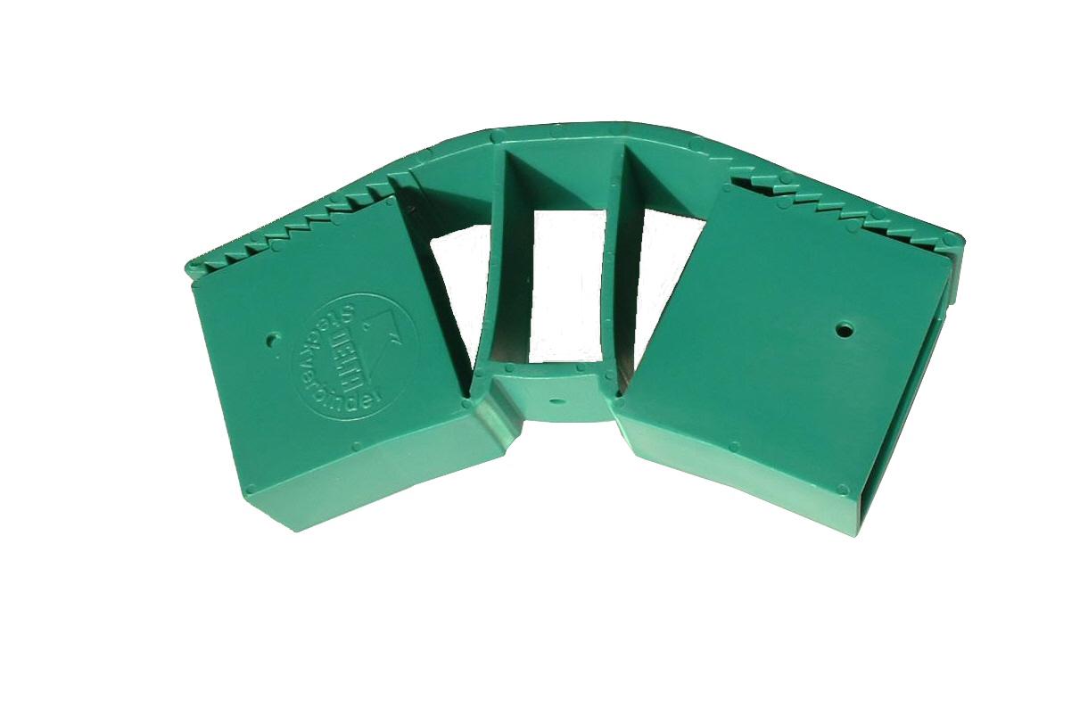 Quick Steckverbinder für Gewächshaus Pavillion Zelt (grün)