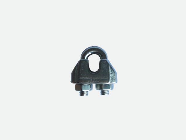 Seilklemme für Stahlseile[06 1761 03]