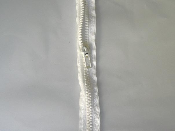 TÜRE, Gewächshausfolie UV beständig, Türplane mit Reißverschluss: 3,00 m breit x 2,50 m hoch