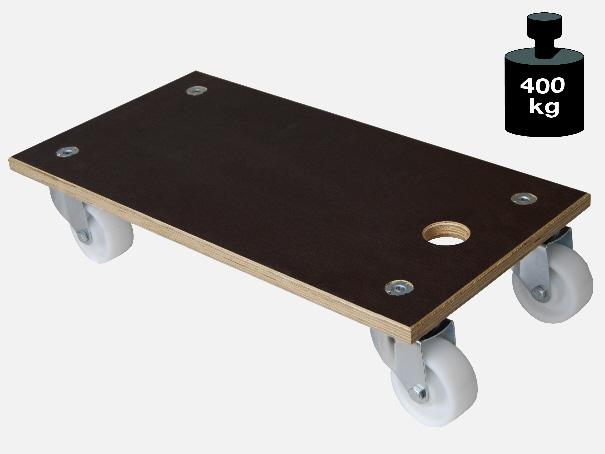 Multimobil: Transporthilfe, Möbelhund, Rollwagen,  Maxi Grip  Größe: ca. 30 x 57 cm[14 1111 01]